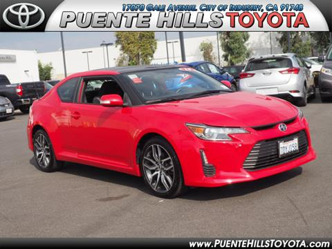 2014 Scion tC for sale in City Of Industry, CA