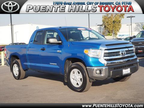 2017 Toyota Tundra for sale in City Of Industry, CA