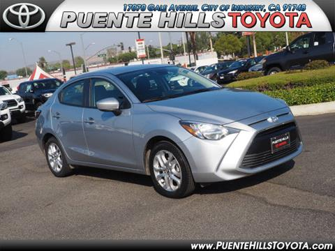 2017 Toyota Yaris iA for sale in City Of Industry, CA