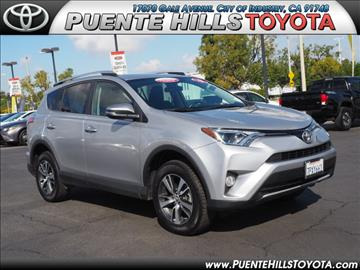 2016 Toyota RAV4 for sale in City Of Industry, CA