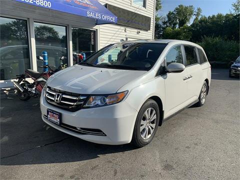 2016 Honda Odyssey for sale in Methuen, MA