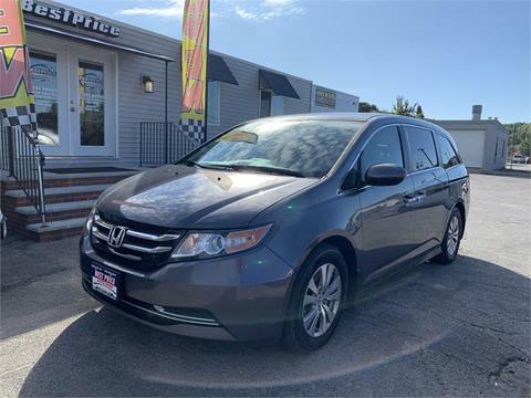2014 Honda Odyssey for sale in Methuen, MA