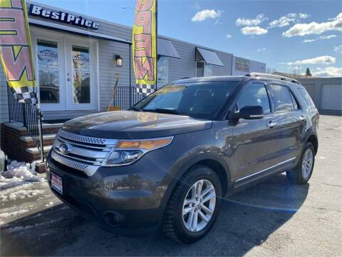 2015 Ford Explorer XLT for sale at Best Price Auto Sales in Methuen MA