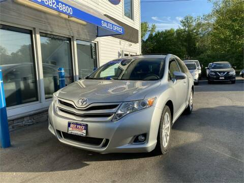 2015 Toyota Venza for sale at Best Price Auto Sales in Methuen MA