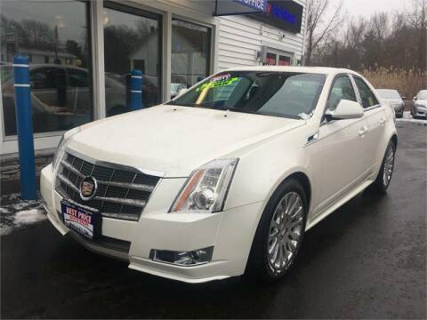 2011 Cadillac CTS for sale at Best Price Auto Sales in Methuen MA