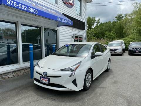 2017 Toyota Prius for sale at Best Price Auto Sales in Methuen MA