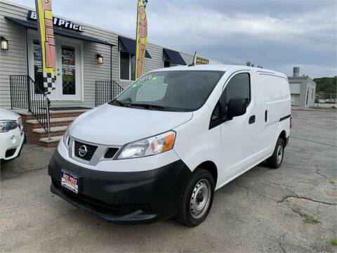 2014 Nissan NV200 for sale at Best Price Auto Sales in Methuen MA