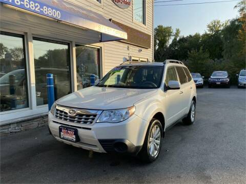 2012 Subaru Forester for sale at Best Price Auto Sales in Methuen MA