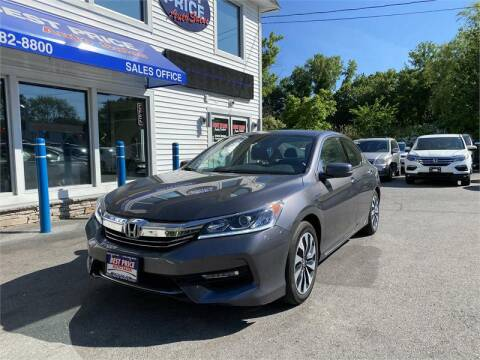 2017 Honda Accord Hybrid for sale at Best Price Auto Sales in Methuen MA