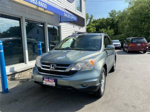 2010 Honda CR-V for sale at Best Price Auto Sales in Methuen MA