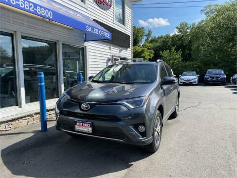 2017 Toyota RAV4 Hybrid for sale at Best Price Auto Sales in Methuen MA
