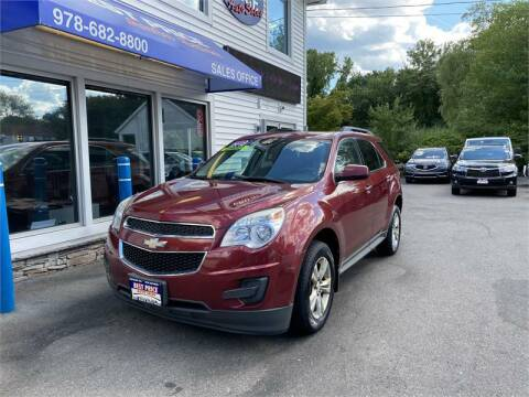 2012 Chevrolet Equinox for sale at Best Price Auto Sales in Methuen MA