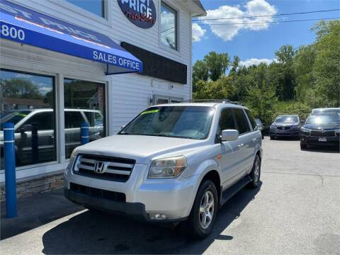 2007 Honda Pilot for sale at Best Price Auto Sales in Methuen MA