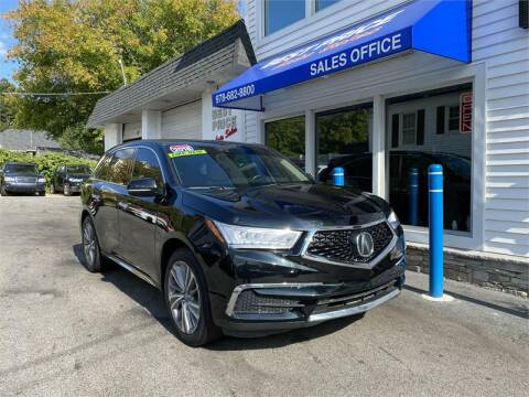 2018 Acura MDX for sale at Best Price Auto Sales in Methuen MA