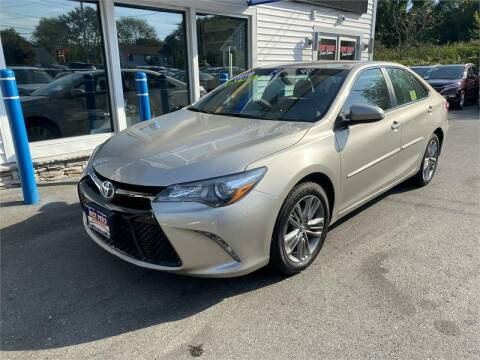 2016 Toyota Camry for sale at Best Price Auto Sales in Methuen MA