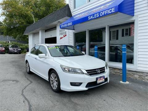 2013 Honda Accord for sale at Best Price Auto Sales in Methuen MA