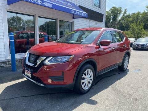 2017 Nissan Rogue for sale at Best Price Auto Sales in Methuen MA