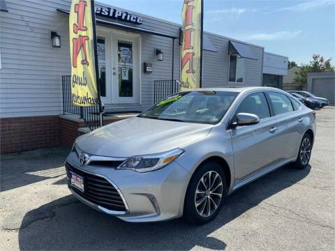 2016 Toyota Avalon for sale at Best Price Auto Sales in Methuen MA