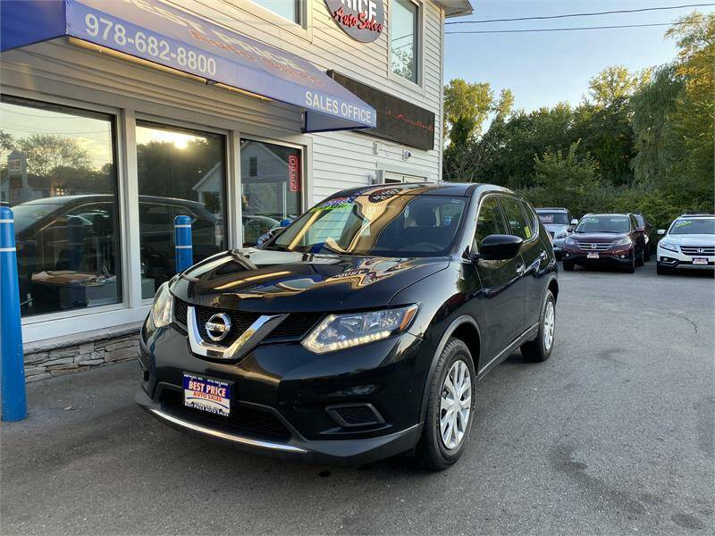 2016 Nissan Rogue for sale at Best Price Auto Sales in Methuen MA