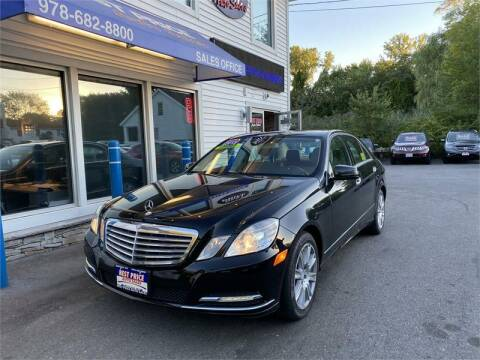 2013 Mercedes-Benz E-Class for sale at Best Price Auto Sales in Methuen MA