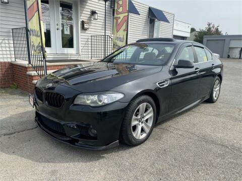 2013 BMW 5 Series for sale at Best Price Auto Sales in Methuen MA