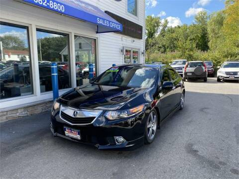 2013 Acura TSX for sale at Best Price Auto Sales in Methuen MA