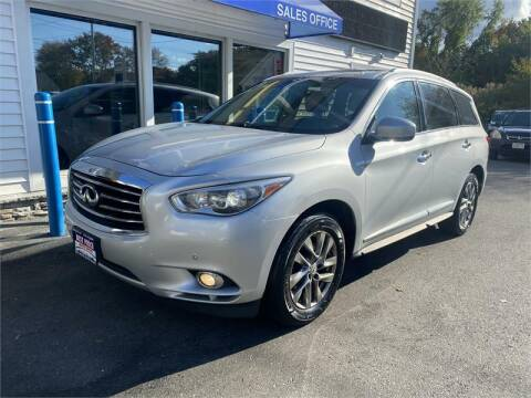2013 Infiniti JX35 for sale at Best Price Auto Sales in Methuen MA