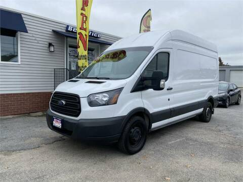 2017 Ford Transit Cargo for sale at Best Price Auto Sales in Methuen MA