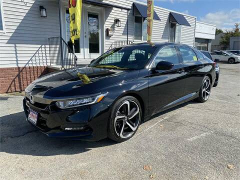 2018 Honda Accord for sale at Best Price Auto Sales in Methuen MA