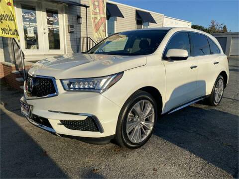 2017 Acura MDX for sale at Best Price Auto Sales in Methuen MA