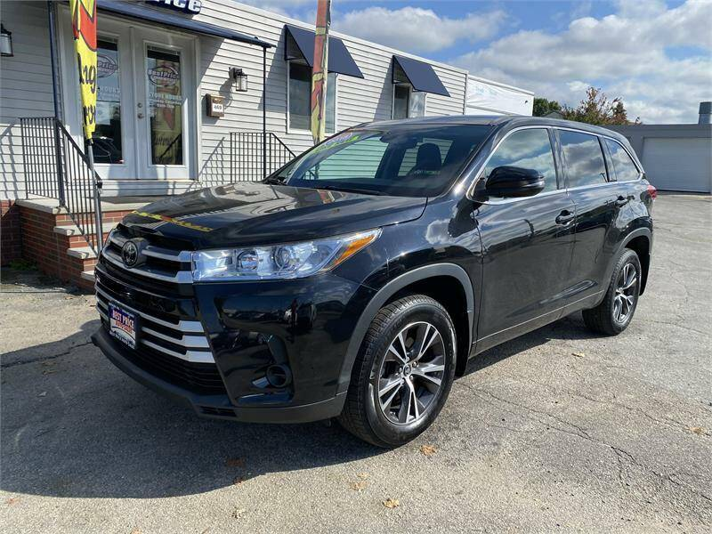 2018 Toyota Highlander for sale at Best Price Auto Sales in Methuen MA