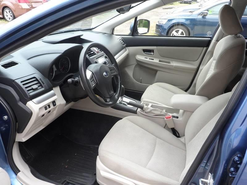 2014 Subaru XV Crosstrek AWD 2.0i Premium 4dr Crossover CVT - Chicopee MA