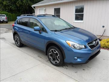 2014 Subaru XV Crosstrek for sale in Chicopee, MA