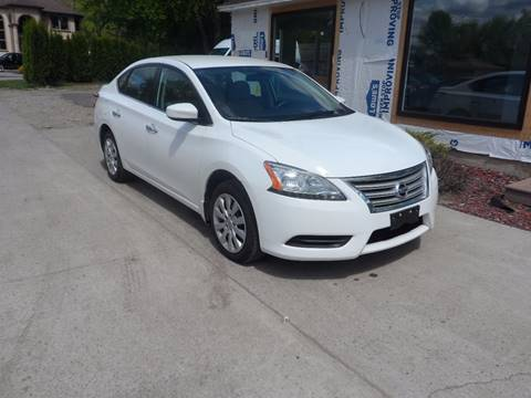2015 Nissan Sentra for sale in Chicopee, MA