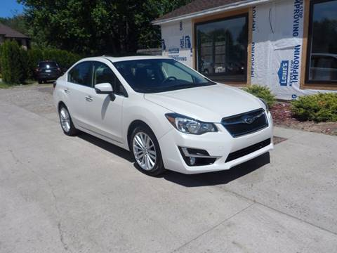 2016 Subaru Impreza for sale in Chicopee, MA