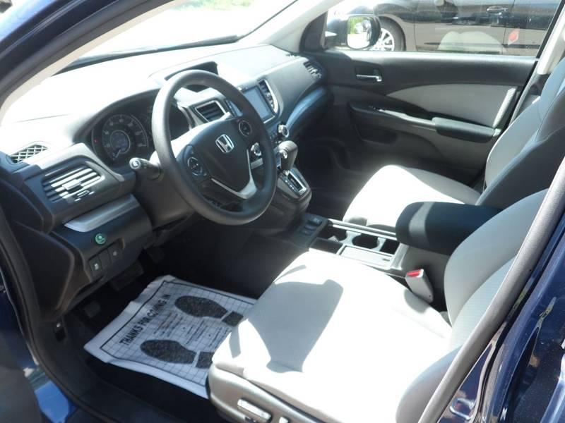 2015 Honda CR-V AWD EX 4dr SUV - Chicopee MA
