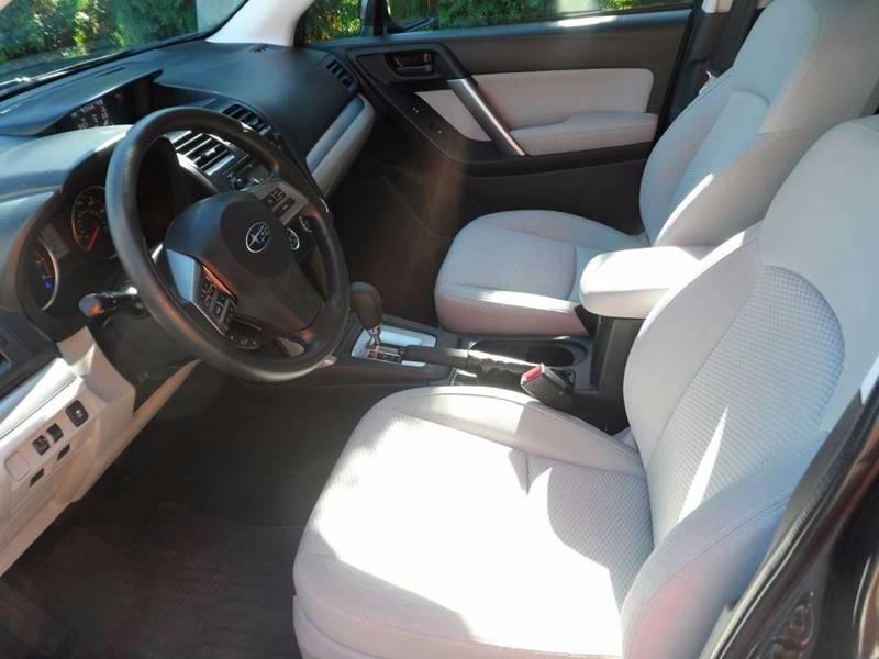 2015 Subaru Forester AWD 2.5i 4dr Wagon CVT - Chicopee MA