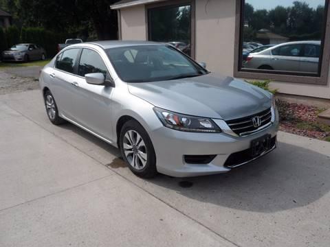 2014 Honda Accord for sale in Chicopee, MA