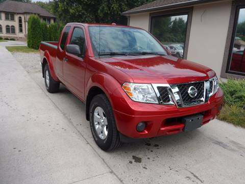 2013 Nissan Frontier for sale in Chicopee, MA