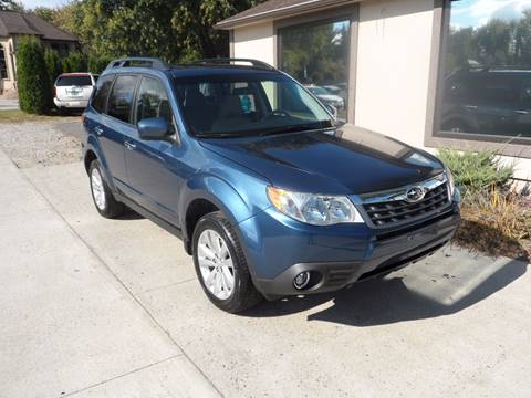 2013 Subaru Forester for sale in Chicopee, MA