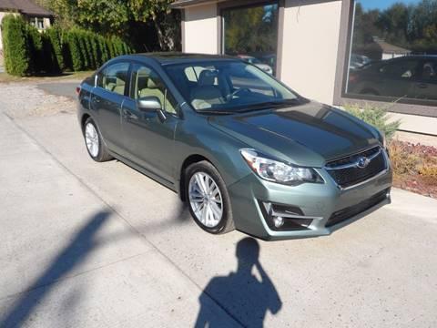 2015 Subaru Impreza for sale in Chicopee, MA