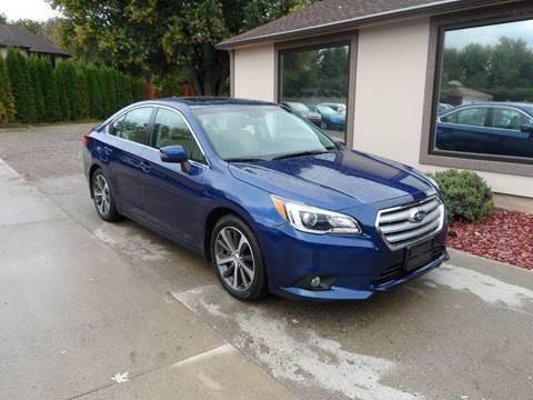 2016 Subaru Legacy for sale in Chicopee, MA