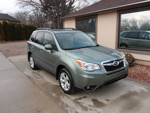 2016 Subaru Forester for sale in Chicopee, MA
