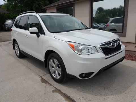 2015 Subaru Forester for sale in Chicopee, MA