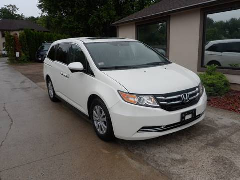 2016 Honda Odyssey for sale in Chicopee, MA