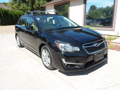 2016 Subaru Impreza for sale in Chicopee, MA