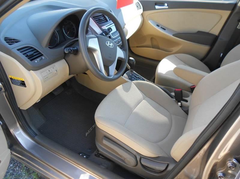 2014 Hyundai Accent GLS - Chicopee MA