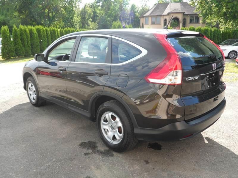 2014 Honda CR-V AWD LX 4dr SUV - Chicopee MA