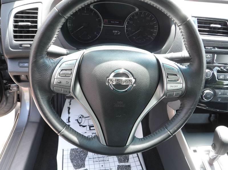 2015 Nissan Altima 2.5 S 4dr Sedan - Chicopee MA