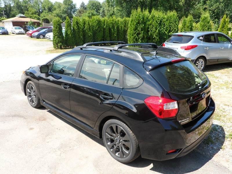 2015 Subaru Impreza AWD 2.0i Sport Limited 4dr Wagon - Chicopee MA